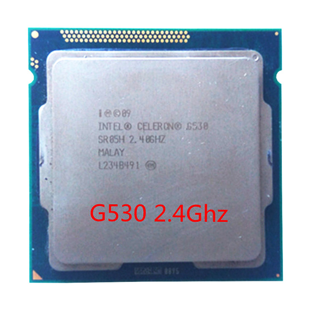 INTEL CELERON CPU 2 40GHZ DRIVERS FOR MAC