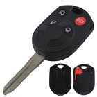 jingyuqin 4 Buttons Remote Car Key Shell For Ford Mercury Mariner Lilan Lincoln Navigator MKX MKZ Edge Fusion Mustang Taurus0