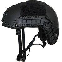 CCGK Пуленепробиваемый Шлем уровень IIIA 3A БЫСТРО MH High Cut пуля доказательство арамидных баллистических самообороны