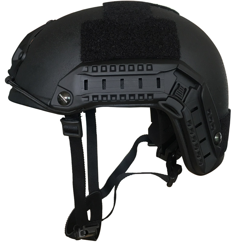 CCGK Bulletproof Helmet Level IIIA 3A FAST MH High Cut Bullet Proof Aramid Ballistic Helmet Self Defense