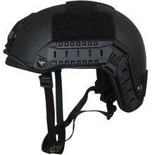 CCGK BulletproofหมวกนิรภัยระดับIIIA 3A FAST MH High Cut Bullet Proof Aramid Ballisticหมวกกันน็อกSelf Defense