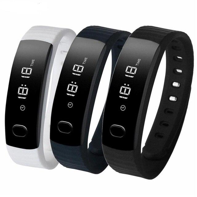 13a9e6cec09 Chegada nova H8 Banda Inteligente Pulseira Bluetooth Pedômetro de Fitness  Rastreador Câmera Pulseira Smartband Remoto Para