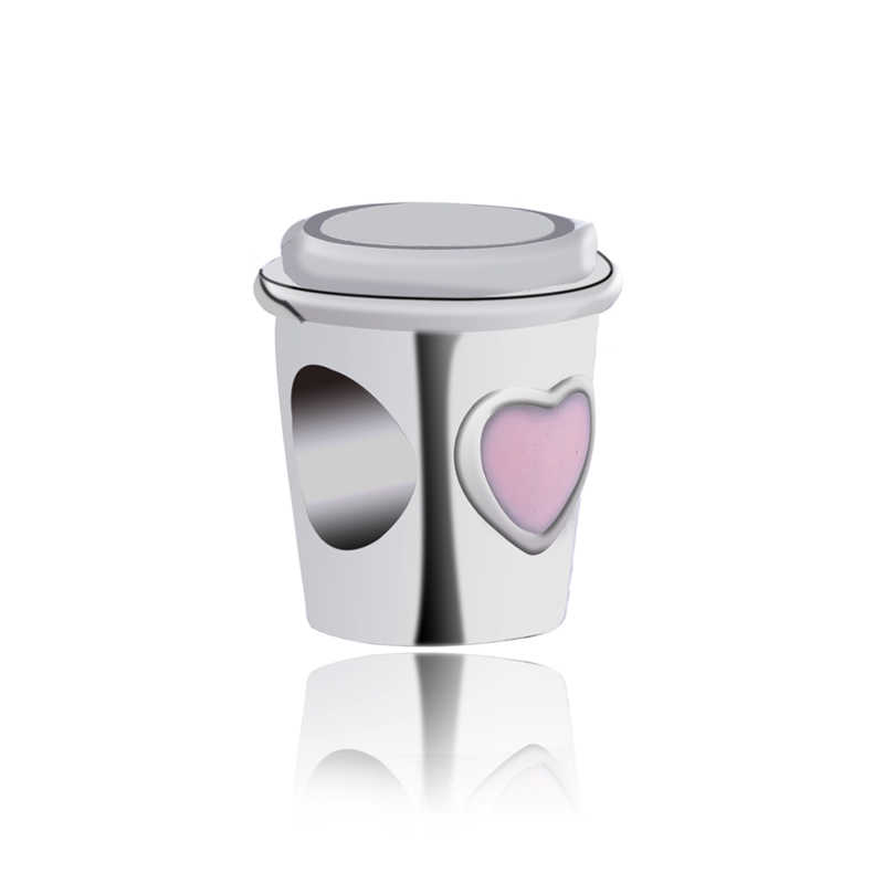 Hot Selling Crystal Star Tree Planet Crack Cup Evil Eyes Heart Beads Fit Original Pandora Charms for Women Making Jewelry