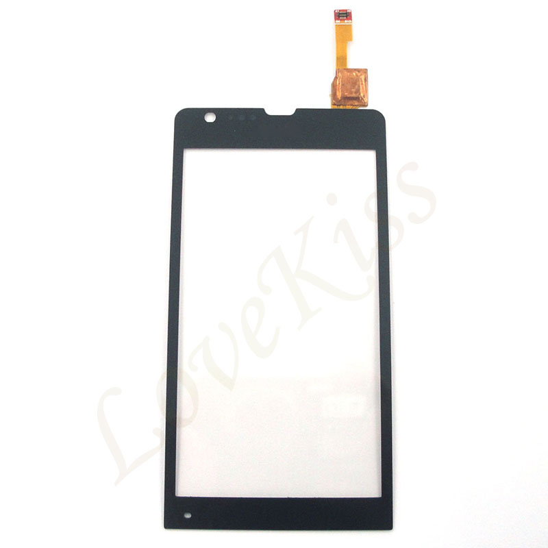 TouchScreen Front Glass Sensor Digitizer Panel For Sony Xperia SP C5303  C5302 M35h HSPA LTE C5306 Touch Screen Replacement Tools