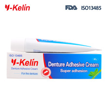 Y-Kelin Denture Adhesive Cream Stærk hold