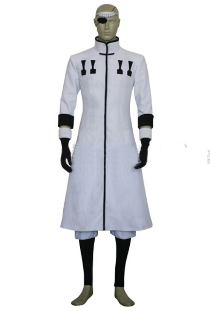 Custom Made Bleach Tesla Cosplay Costume Halloween Party Costumes C0669