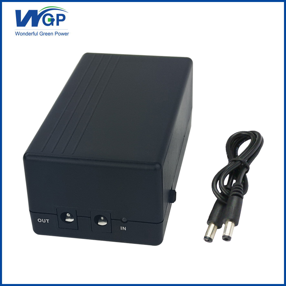 US $48 62 |Super big capacity ups power supply rechargeable lithium ion  battery ups DC 5V 15600mAh battery for router wifi modem DSL -in  Uninterrupted