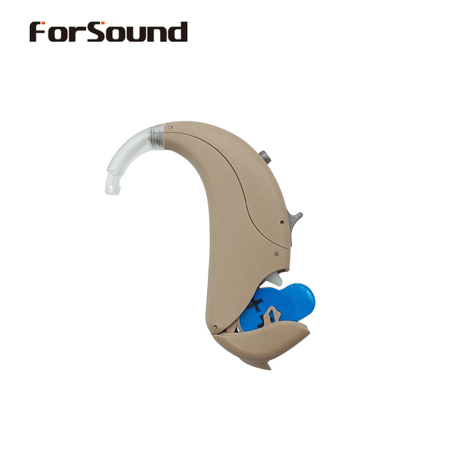 Last one !!!Phonak Super Power Digital BTE Hearing Aid Naida Q50 UP 675 BTE Luxury English Sales Package – Moderate to Severe