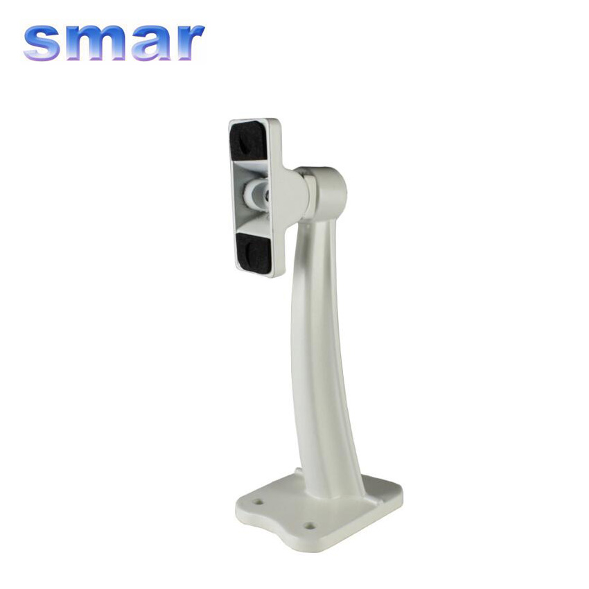 CCTV Camera Bracket ,White Wall Install Stand Bracket for CCTV Security Camera, Free Shipping cctv security explosion proof stainless steel general bracket