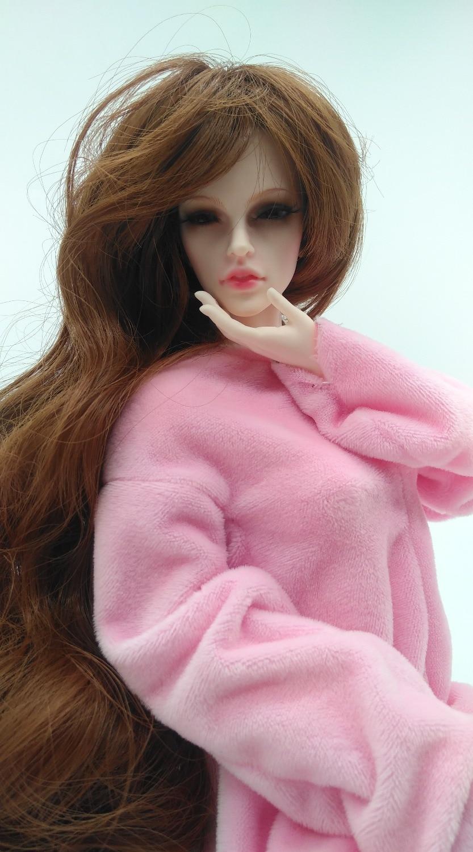 جديد وصول bjd دمية doll1/4 طفلة-في الدمى من الألعاب والهوايات على  مجموعة 1