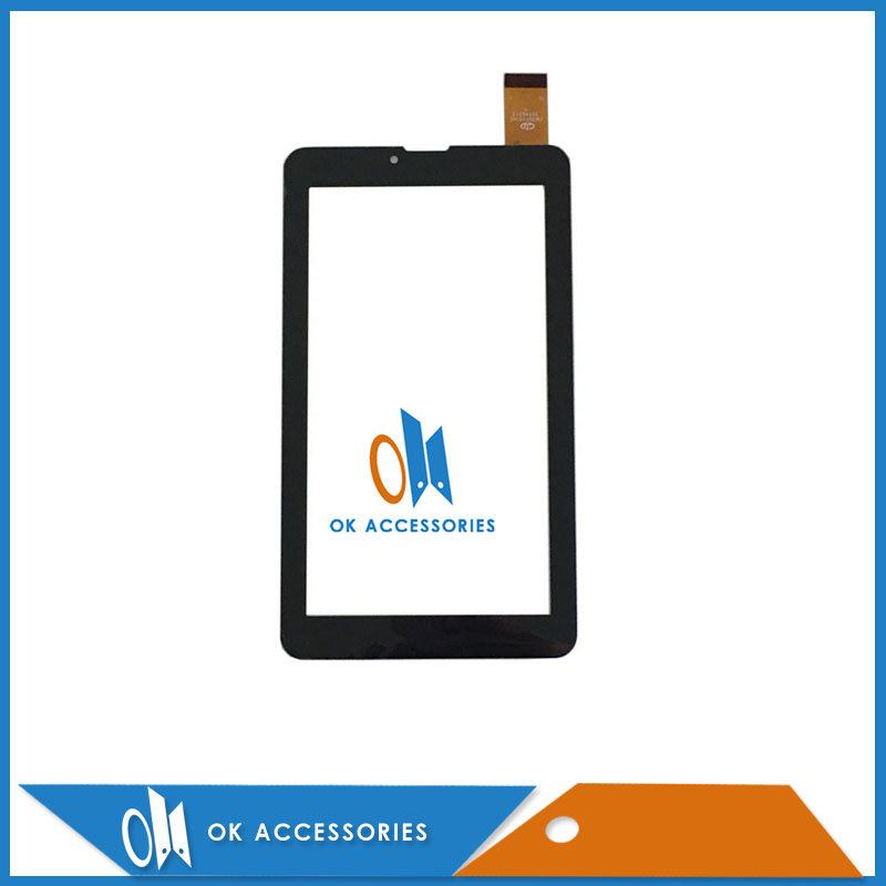 Black Color 7.0 Inch For Prestigio WIZE 3147 3G PMT3147_3G Tablet Touch Panel Screen Digitizer Replacement 1PC/Lot