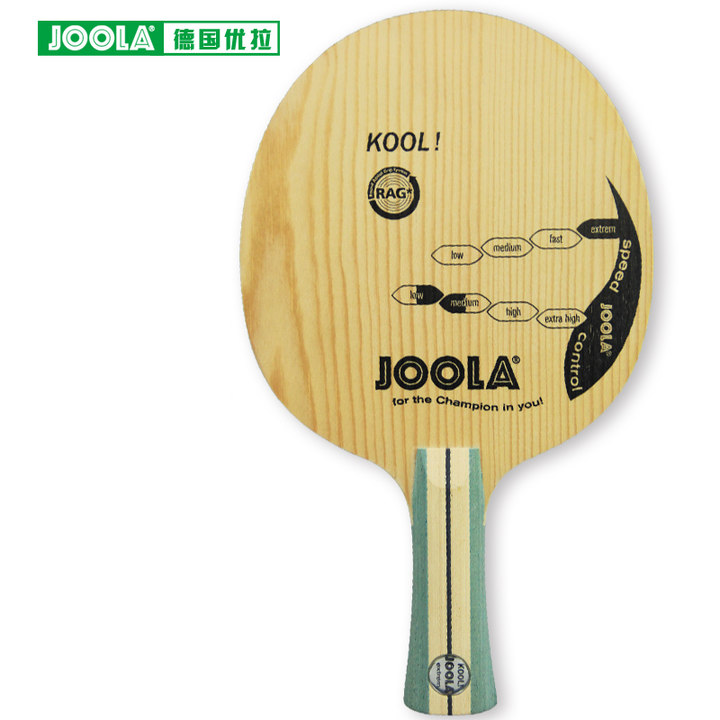 Raquette De Tennis De Table KOOL Texalium Joola la plus rapideRaquette De Tennis De Table KOOL Texalium Joola la plus rapide