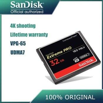 Compact Flash Karte.Extreme Pro Cf Karte 32 Gb 64 Gb 128 Gb Compact Flash Karte 160 Mt S