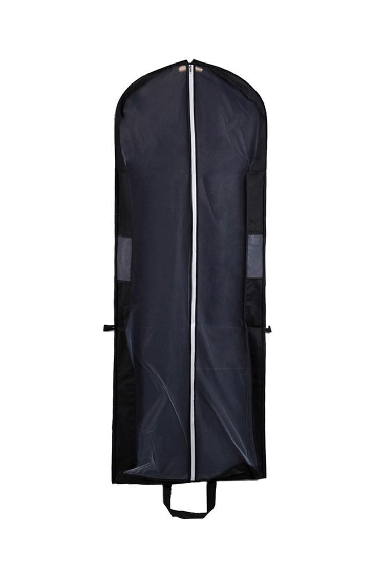 BI wedding dress garment bag Amazon com Wedding Gown Travel Storage Garment Bag By Bags For Less Soft Breathable Durable Rip Water Resistant Material Large Size With 10