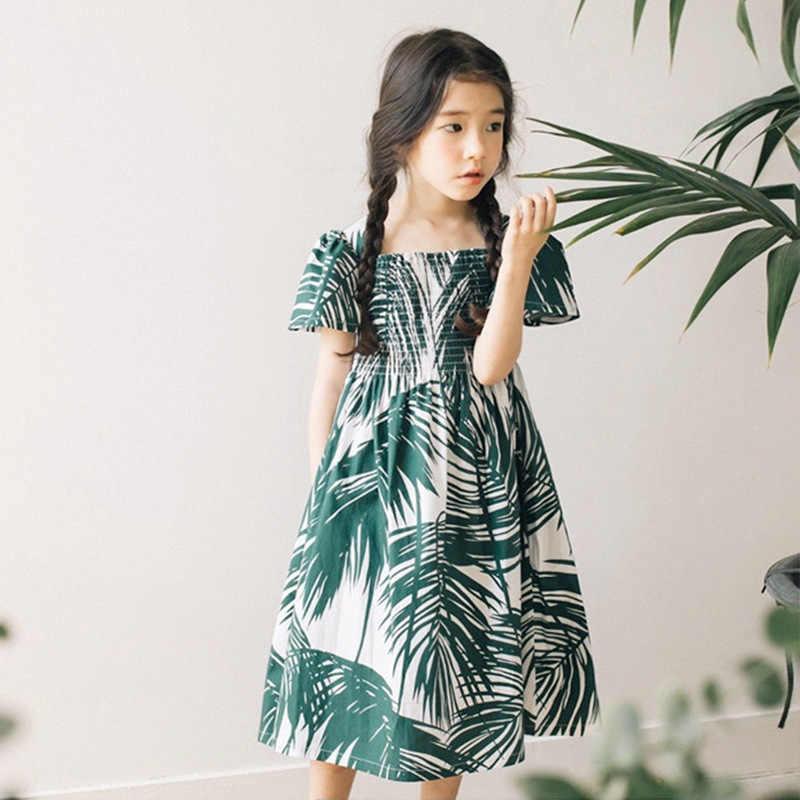 5c7386c3bd3bded ... Хлопок Детские платья для девочек 14 12 10 8 6 5 лет праздник Макси  длинное летнее