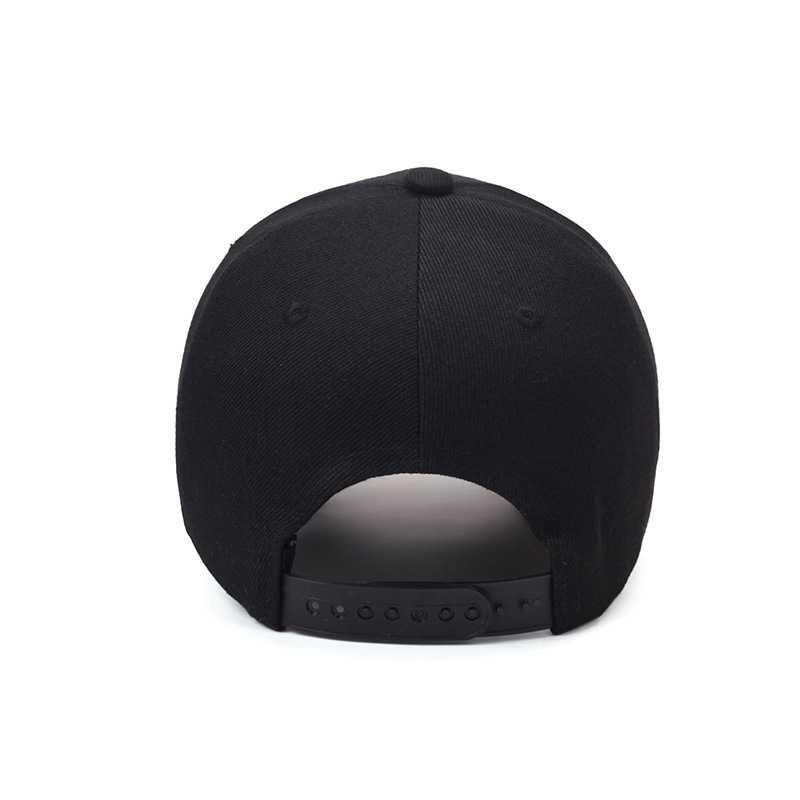 Rear View of Embroidered Female Symbol Baseball Cap
