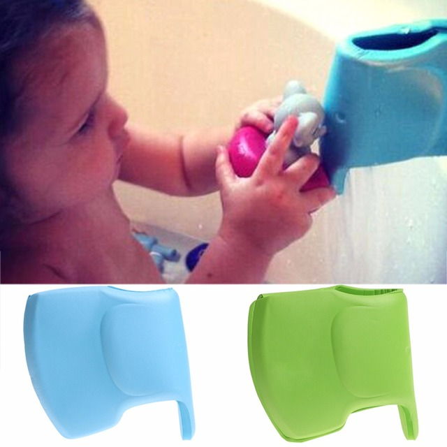Kids Baby Care Bath Tap Tub Safety Water Faucet Cover Protector ...