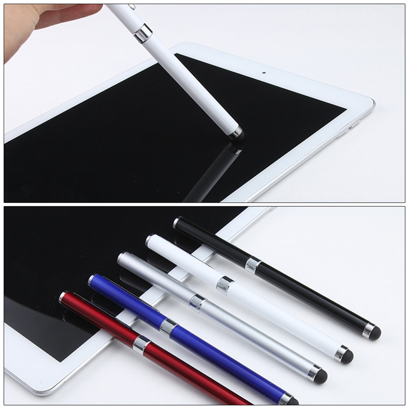 Cap With Dual-capacitance Pen Tablet Multi-function Stylus Touch Screen Pen Capacitive Screen Stylus For Mobile Phone For Tablet