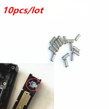 10pcs Spring for Nintend Switch NX Joy-con Joycon Repair For NS Controller Metal Lock Buckle Replacement Part