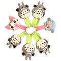 Nova moda Dos Desenhos Animados Totoro Abraçadeiras Abraçadeiras de Cabo de Série Gato Enrolador de Cabo Organizador Envoltório para MP3, MP4, rato, rato, fone de ouvido