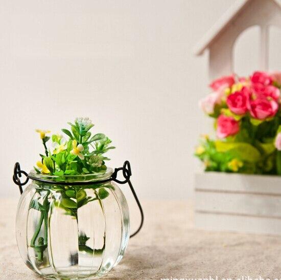 achetez en gros vase en verre d cor en ligne des grossistes vase en verre d cor chinois. Black Bedroom Furniture Sets. Home Design Ideas