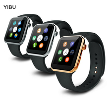 New Bluetooth leisure sport smart watch smart wristands with Heart Rate Monitor IOS Android sport wristband relogio inteligente