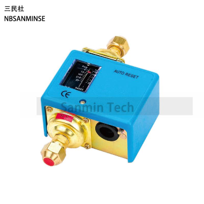 PC5D Oil Different Pressure Switch Install The Valve In The Pipeline Normally Used In Water Or Oil Fluid Sanmin rice cooker parts steam pressure release valve