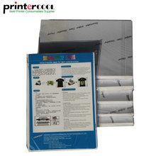 100pcs Transfer Paper for Black or Dark Textiles T shirt transfer paper dark fabric