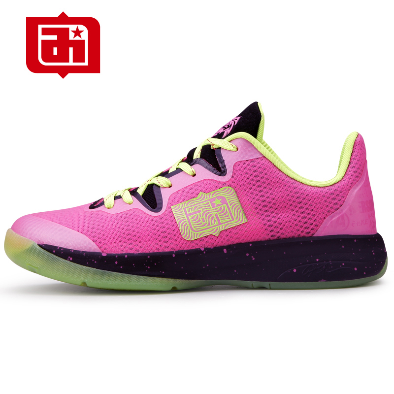 ФОТО Outdoor Professional Women&Men Athletic Shoes Comfortable Breathable Basketball Sport Shoes Sneakers Tainers BAS1031B