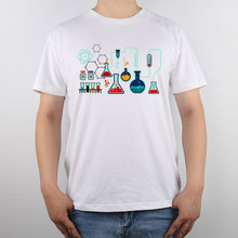 Beginners in science communication T-shirt Top Pure Cotton Men T shirt New Design High Quality