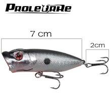 1Pcs 6.5cm 13g Popper Fishing Lures 3d Eyes Bait Crankbait Wobblers Tackle Isca Poper Japan Wobbler Hand Lure Fishing Tackle
