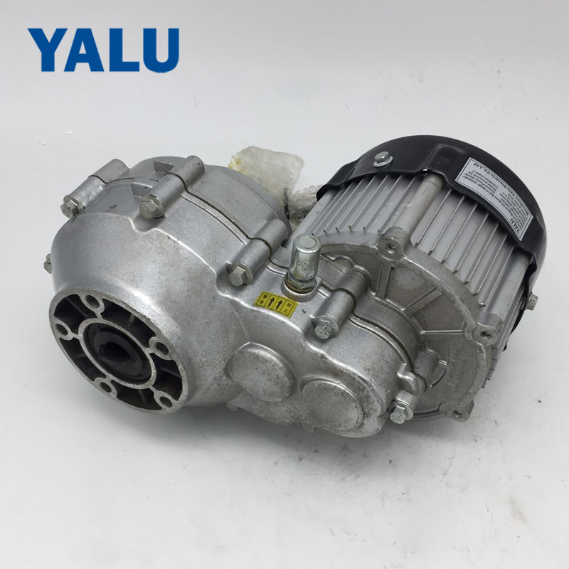 electric bicycle 350W Dc 36V or 48V brushless BLDC motor differential gear motor BM1418HQF driven by rear axle permanent magnet dc brushless motor bm1418hqf bldc 500w48v