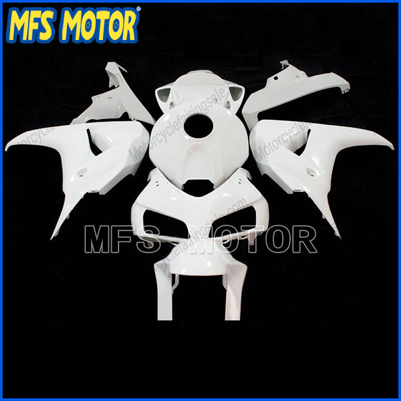 Hot Sale New Unpainted Motorcycle Injection Fairing Kit Shell BodyWork For CBR 1000 RR 2006 2007