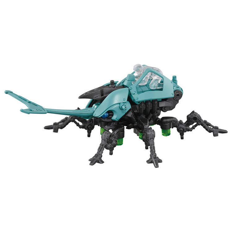 TAKARA TOMY ZOIDS ZW03 Ranger Megazord Transformação Robot Action Figure Beetle Animal Crianças Clockwork Toy Presentes