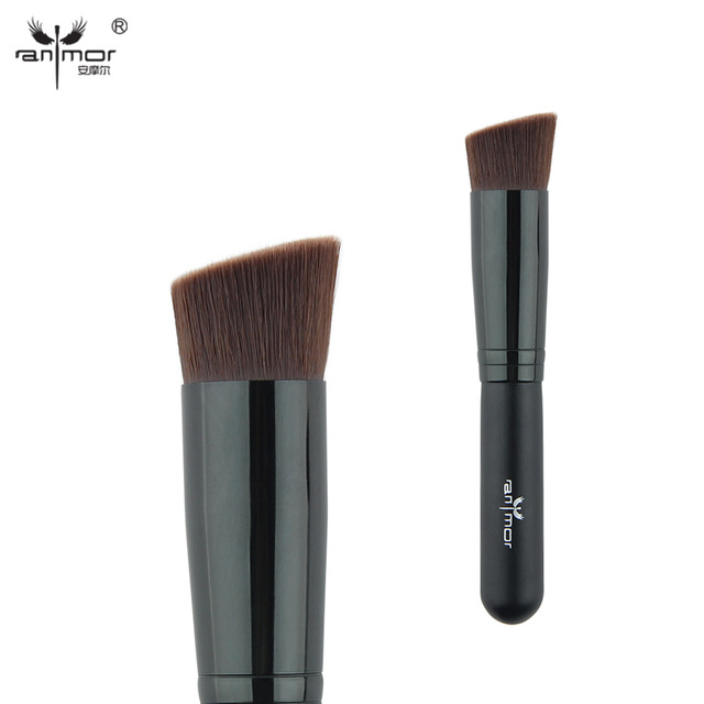 Professional Foundation Brush Synthetic Make Up Brushes Short Handle Makeup Tools & Accessories