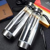 Top Hydrogen Generator Fast electrolysis Active Hydro ions Antioxidant Best Titanium Ionizer Hydrogen Cup Maker