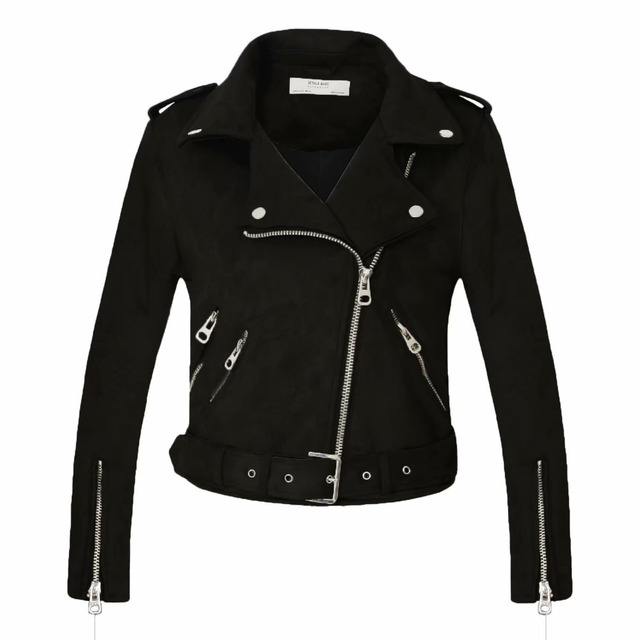New Arrial Winter Suede Faux Leather Jackets