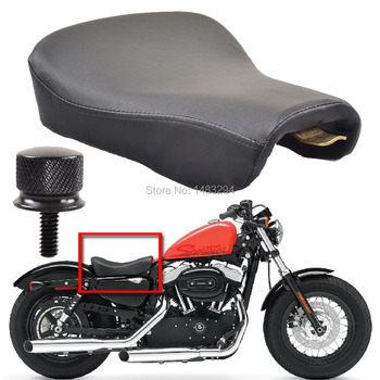 Forty-Eight 72 New Driver Seat Solo Seat Fits For Harley XL Sportster 48 72 Forty-Eight  Seventy-Two 2010-2015
