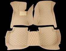 Custom car floor mats for BMW F10 F11 F15 F16 F20 F25 F30 F34 E60 E70 E90 1 3 4 5 7 Series GT X1 X3 X4 X5 X6 Z4 3D car-styling цены онлайн