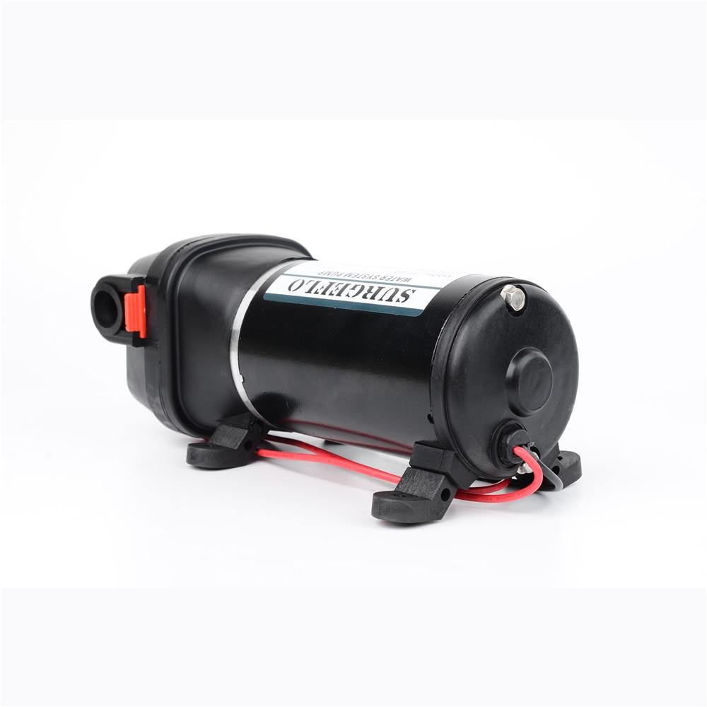FL-40 FL-44 12V 24V DC Low Pressure 40PSI 2.8Bar Lift Max 25m Electric Diaphragm Water Pump Irrigation Motorhome Car Supply