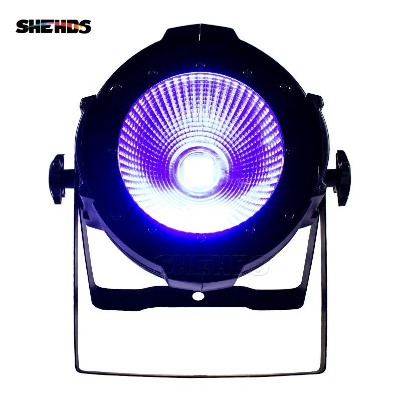 Par del LED COB 200 w Solo Viola Strobo Luce Della Fase di DMX Controller Mobile Chiese di Produzione Professionale Stage & Dj SHEHDS