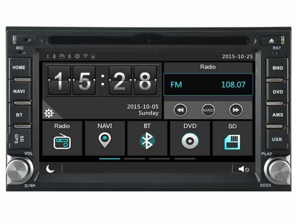 2010 nissan pathfinder stereo upgrade