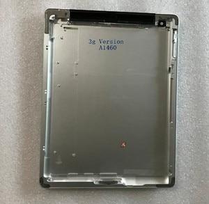 Image 2 - לארווין OEM חדש חזרה כיסוי סוללה שיכון דלת מקרה עבור Ipad 4 A1458 WIFI/4G גרסה A1460