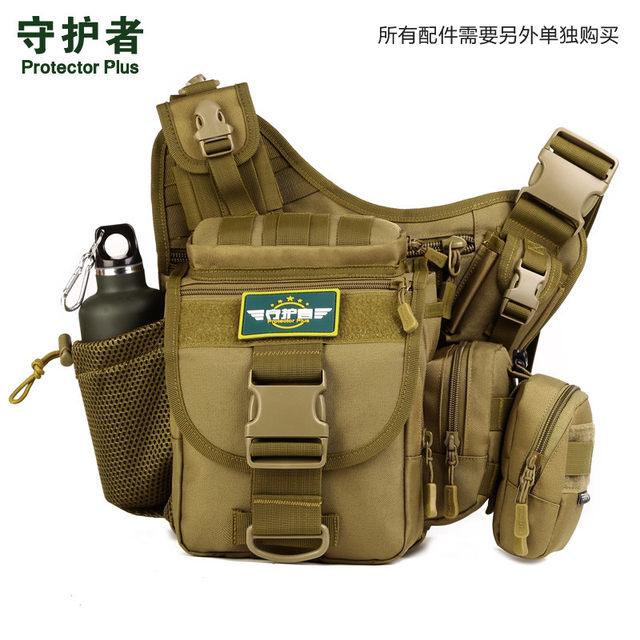 3fa81fc94b Online Shop Men Military Messenger Bag Nylon Man DSLR Camera ...