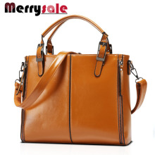 2017 women handbag Lady handbags patent PU leather female shoulder bag high quality bag