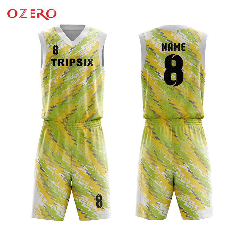 8e488a457 high quality popular design reversible basketball jersey light soft  material maillot basket ball enfant-in Basketball Jerseys from Sports &  Entertainment on ...