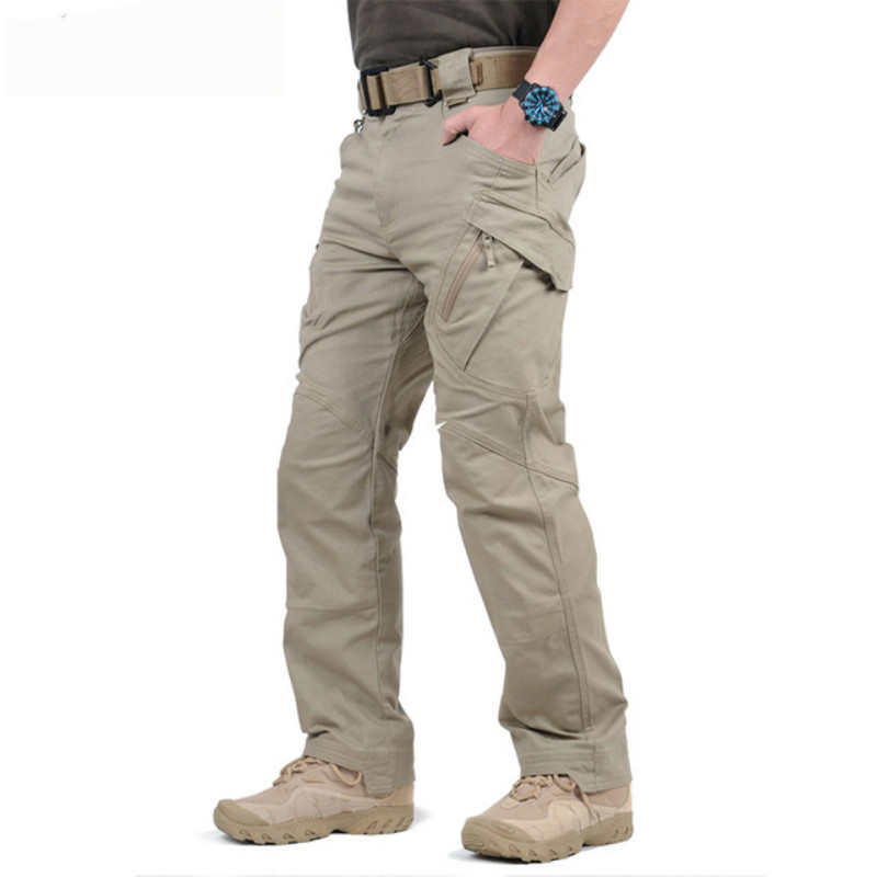Tactical Cargo Pants Men Special Forces Black Sweatpants Military Combat Pants Hombre Work Trousers Army Airsoft Joggers