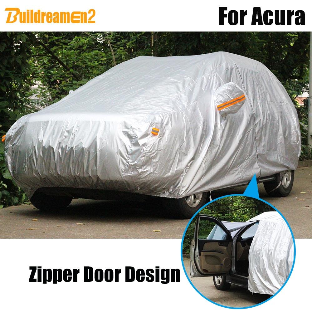 Buildreamen2 Car-Cover Integra Dust-Resistant Sun-Snow Waterproof Outdoor Rain for Acura