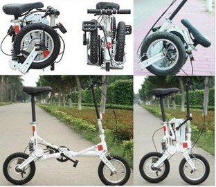 To  Hong Kong Taiwan  Free!!  Super mini size mini 12'' folding bicycle/bike   bicycles folding for sale mavala pearl mini colors 019 цвет 019 hong kong