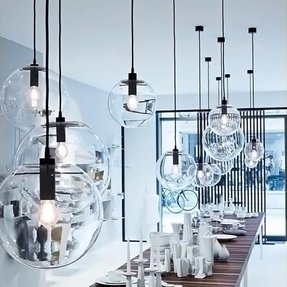 Online-Shop Moderne Kreative Bunte Glas Wein Flasche Led Anhänger ...